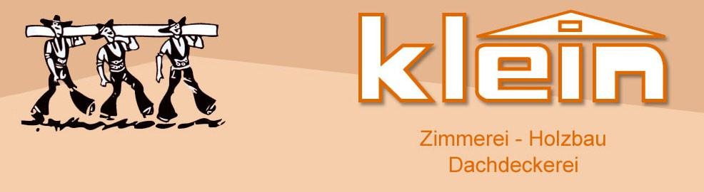 Klein Zimmerei